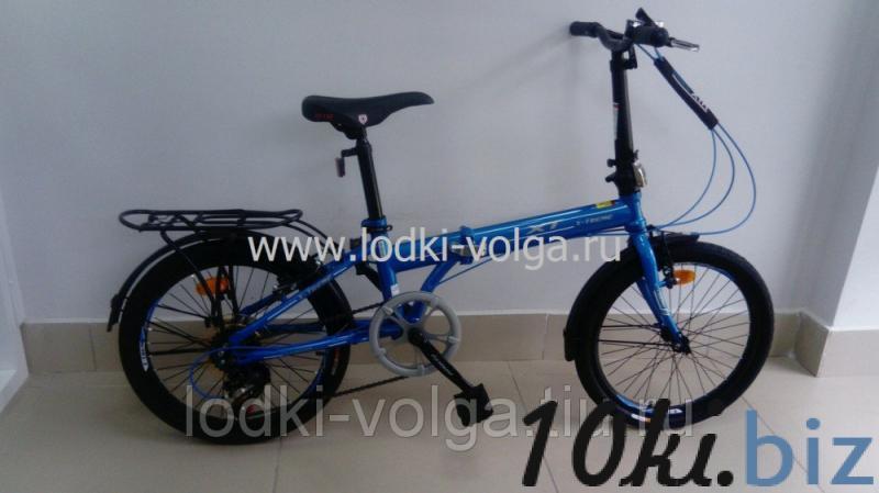 Велосипед X-TREME XT20005FD (синий) Велосипеды в России