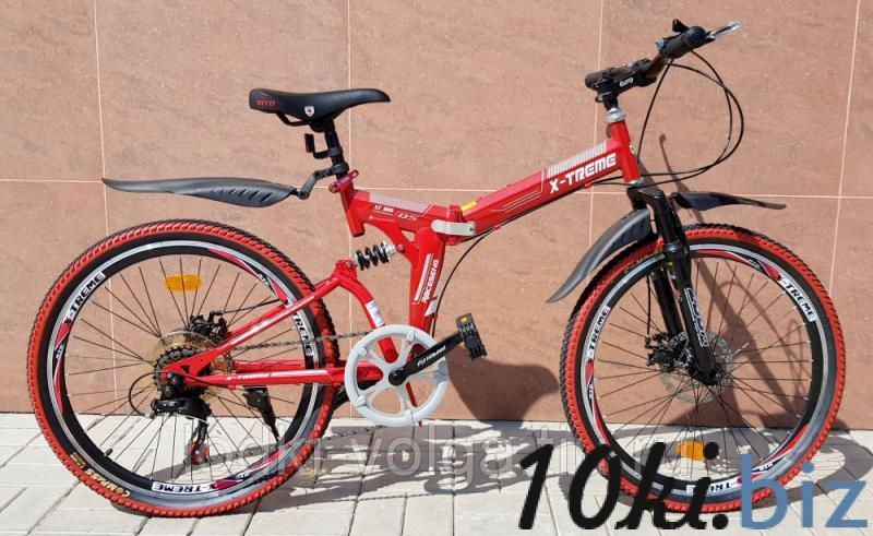 Велосипед X-TREME XT24005FD (сталь, складной) Велосипеды в России