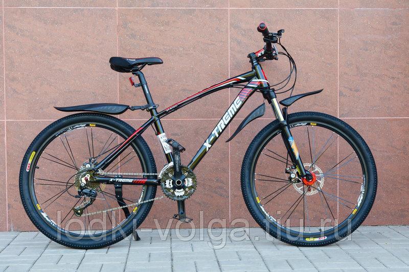 Велосипед X-TREME XT26005AL-27HD