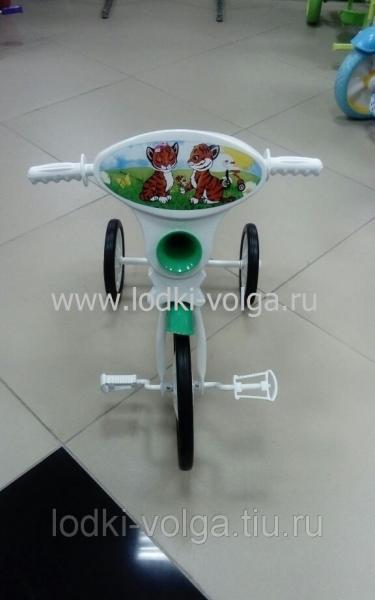 Велосипед МАЛЫШ 3-х колесный базовый