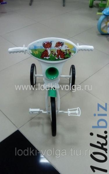 Велосипед МАЛЫШ 3-х колесный базовый Детские велосипеды, беговелы купить в ТЦ «Порт»