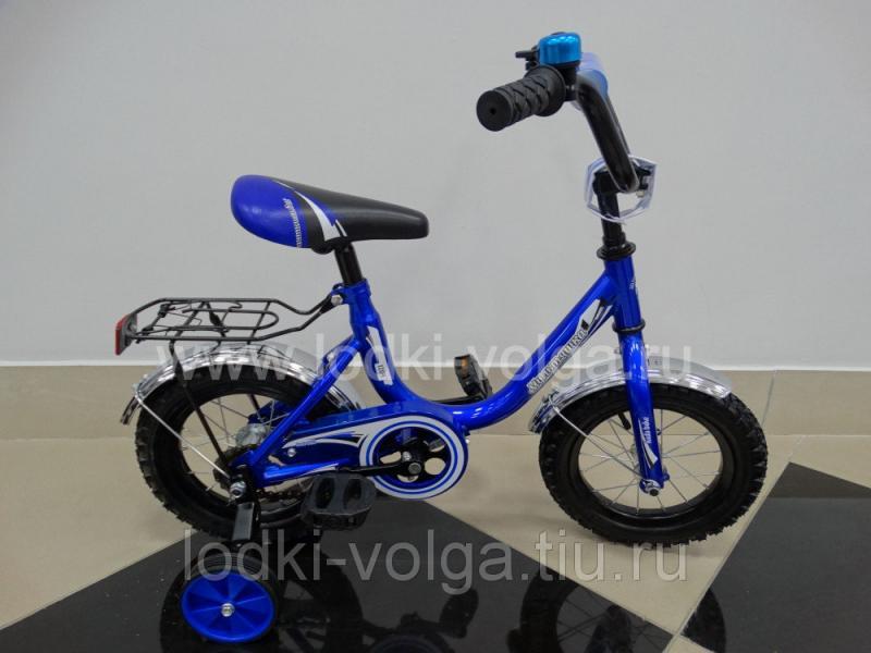 Велосипед МУЛЬТЯШКА 1204 12''; 1s (синий)
