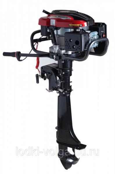 Лодочный мотор Hangkai F 7HP