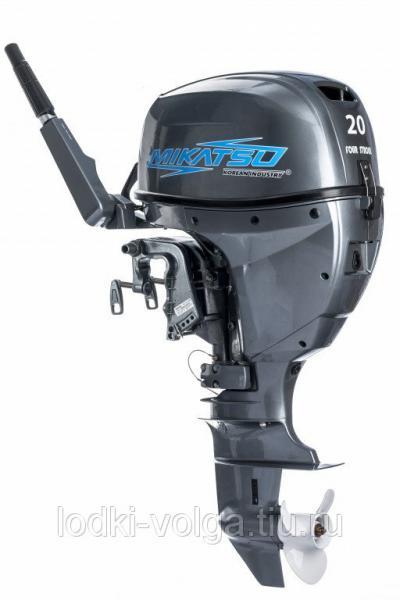 Лодочный мотор Mikatsu MF20FHS
