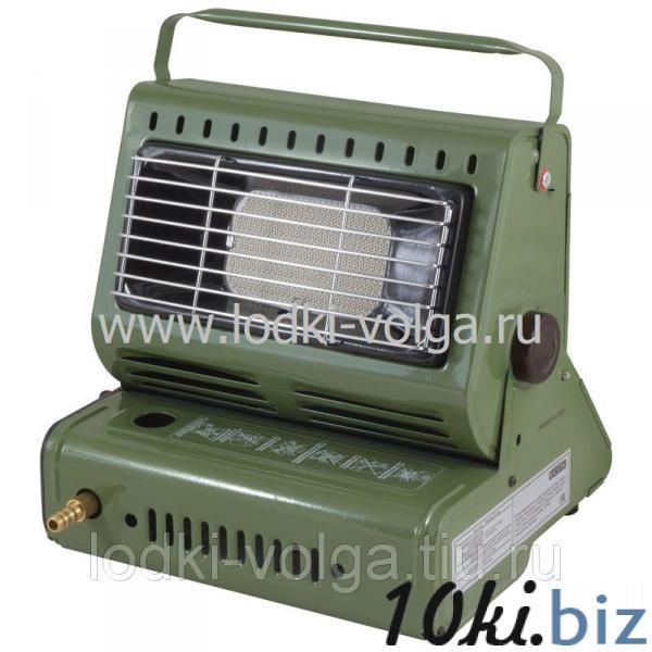 Обогреватель газовый (ECOS GH041 портативный 2в1) Газовое оборудование для туризма, газовые баллоны на рынке Славянский мир (Мельница)