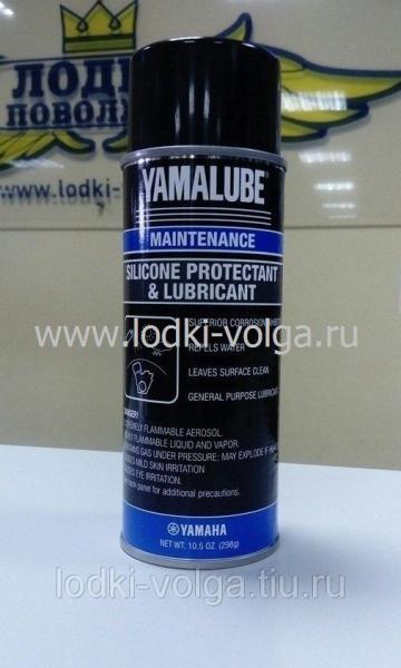 Спрей силиконовый YAMALUBE ACCSLCNSPRAY (298 г)