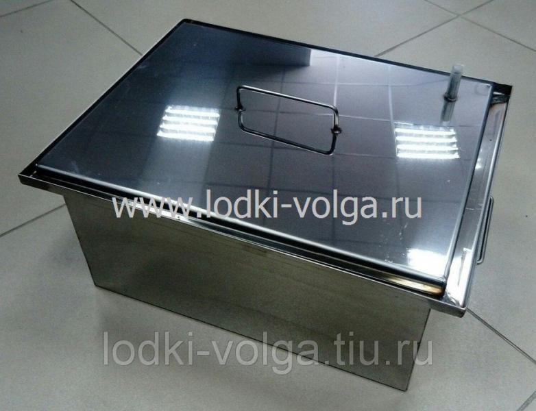 Коптильня, Универсал т.1,5 мм 400*300*200
