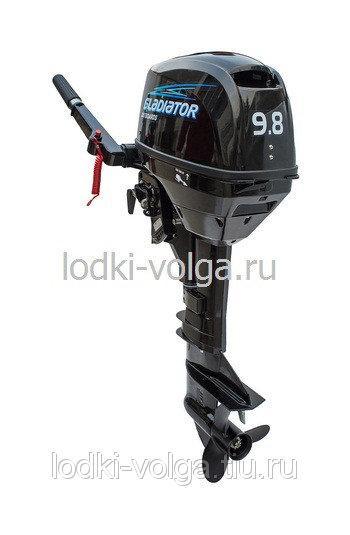 Лодочный мотор GLADIATOR G9,8FHS
