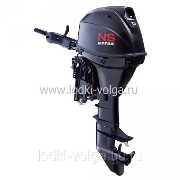 Лодочный мотор NISSAN MARINE NSF 30 C ET1