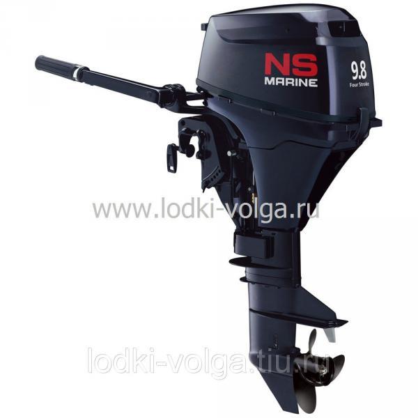 Лодочный мотор NS MARINE NMF 9,8 A3 S