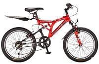 Велосипед MTR Speedway' V  320 V 20'' (красный)
