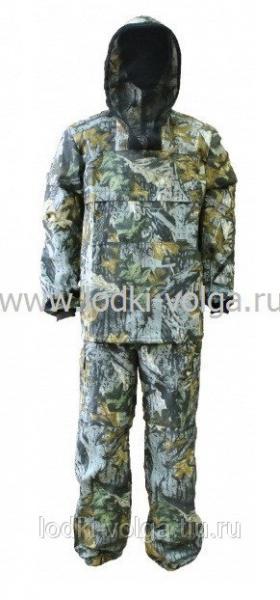 Костюм Антигнус, цвет Темный Лес, ткань Смесовая, размер 44-46
