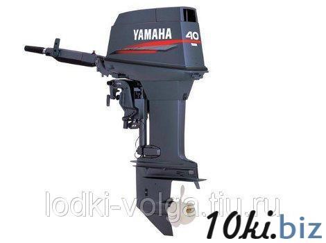 Лодочный мотор Yamaha 40VEOS Лодочные моторы, аккумуляторы и аксессуары в Москве
