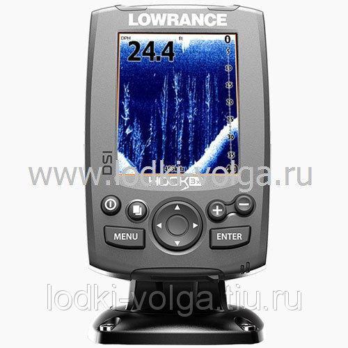 Эхолот LOWRANCE Hook-3x DSI (000-12636-001)