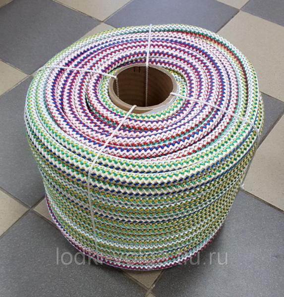 Якорная намотка d20м (100м)  цветной (уп.Бабина шт)