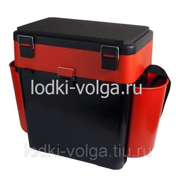 "Ящик зимний ""FishBox"" 19л, оранжевый"