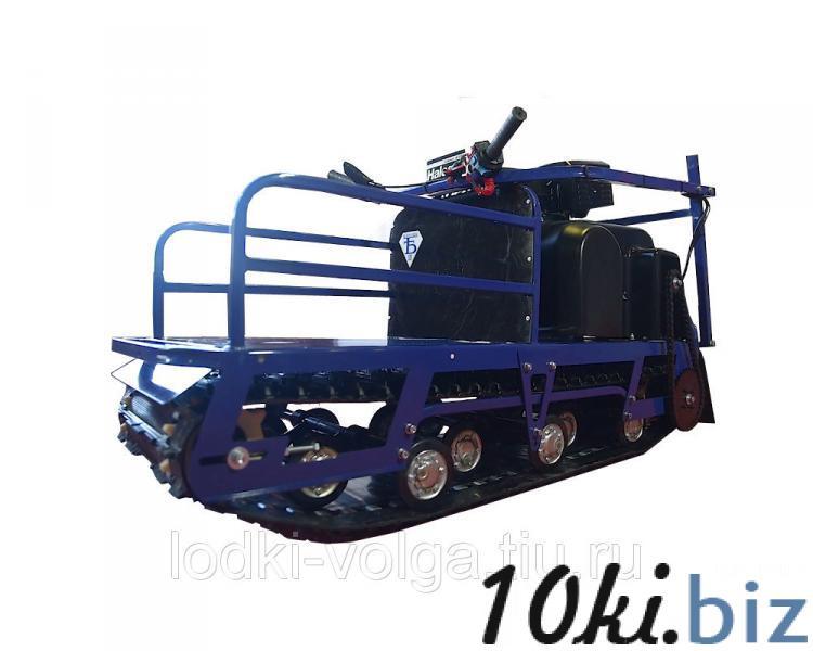 Бурлак-M2 LRK 15 л.с. Мотобуксировщики в России