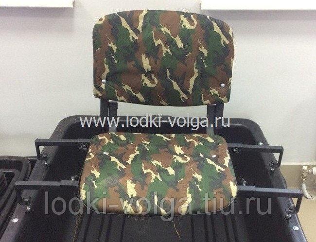 Сиденье на сани складное шириной 600-800 мм