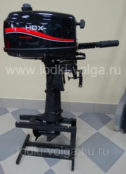 Лодочный мотор HDX T 5,8 BMS