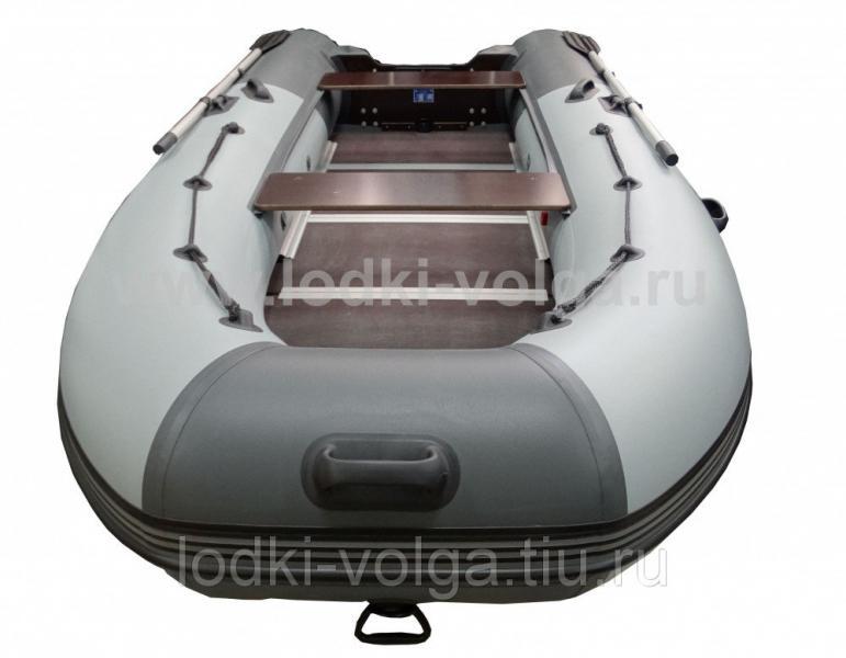 Лодка Касатка 365