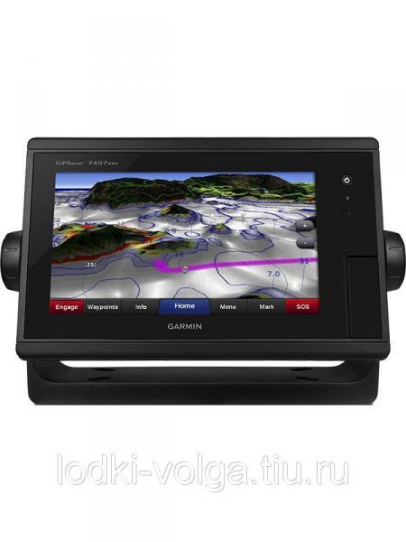Картплоттер/эхолот GARMIN GPSMAP 7407XSV