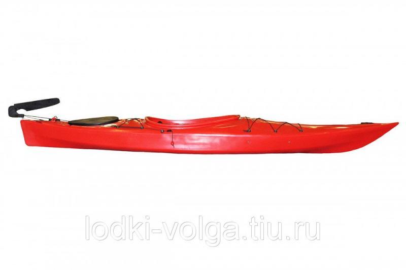 """Каяк туристический """"Сталкер"""" Красный"""