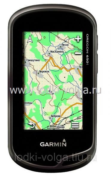 Навигатор Garmin OREGON 650 (NR010-01066-20)