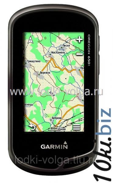 Навигатор Garmin OREGON 650 (NR010-01066-20) GPS-навигаторы в России