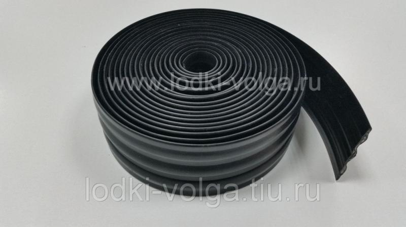 Привал черный на дно (ширина 55 мм)