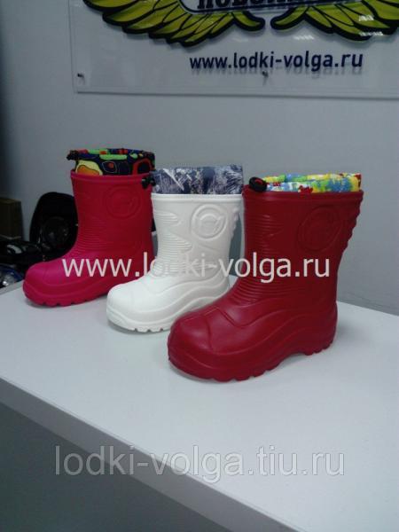 Сапоги Step. Снежок до -20 ЭВА, детские, размер 21-22