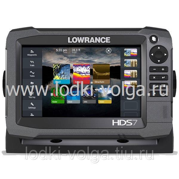 Эхолот LOWRANCE HDS-7 Gen3 (000-11787-001)