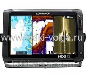Эхолот LOWRANCE НDS-12 Gen2 Touch (Row Wide) (000-10774-001)