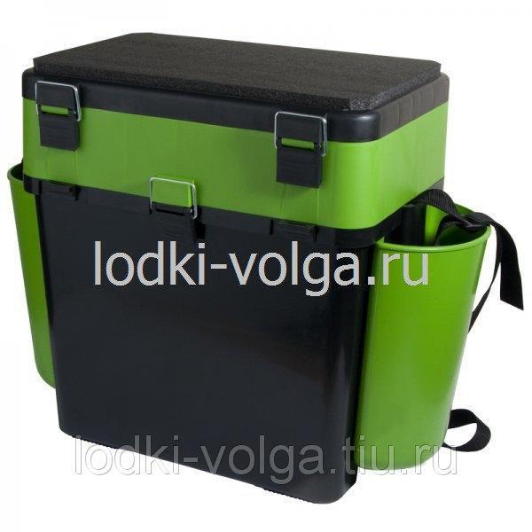 """Ящик зимний """"FishBox"""" 19л, зеленый"""