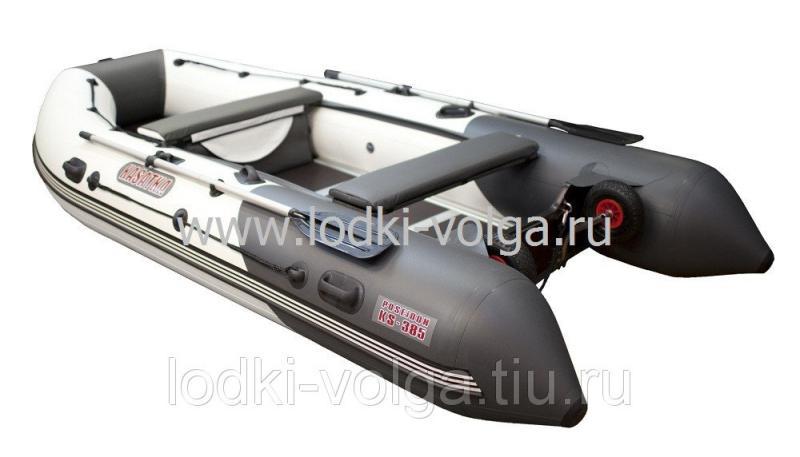 Лодка Касатка 385 Sport