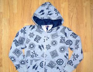 Фото Кофты, толстовки, рубашки, свитера Пайта утепленная мальчику от 8 до 16 лет