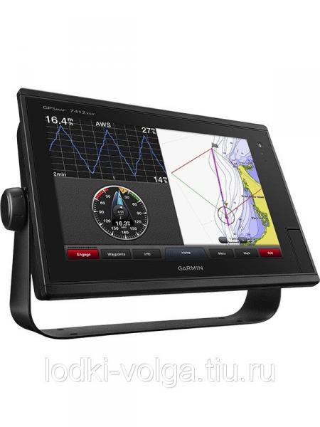Картплоттер/эхолот GARMIN GPSMAP 7412XSV