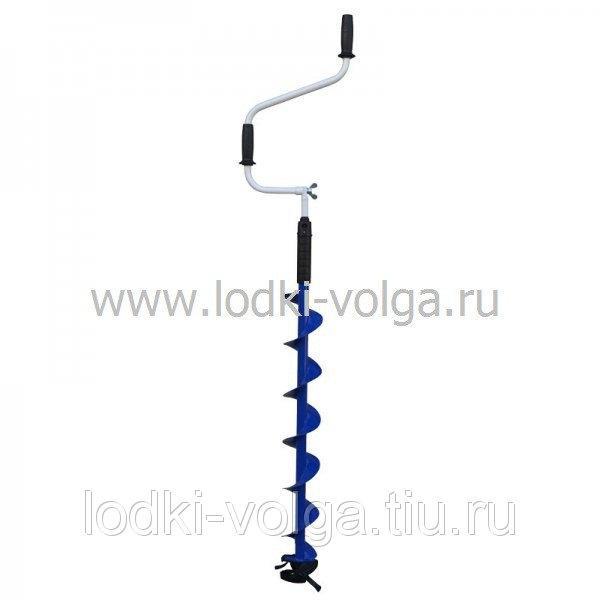 Ледобур ICEBERG-INDIGO 120 (R) - 1600 правое вращение