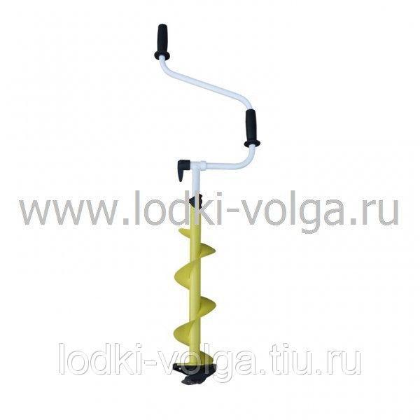 Ледобур ICEBERG-MINI 130 (R)-850 (уп. шт) правое вращение