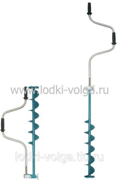 Ледобур ЛР-100 (100мм) классический