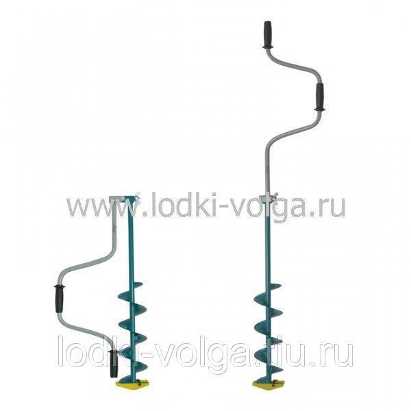 Ледобур ЛР-130 (130мм) классический (уп.5шт)