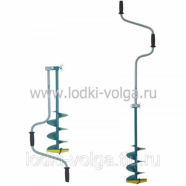 Ледобур ЛР-180Д (180мм) двуручный