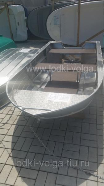 """Моторно-гребная алюминиевая лодка """"Бестер 320"""""""