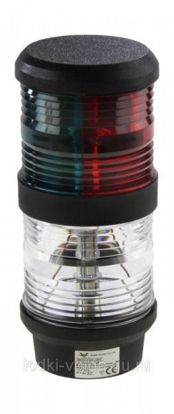 Фото Рыбалка, Летняя рыбалка, Прочее Огонь ходовой комбинированный LED (топовый,красный,зелёный) LPNVGFL00149