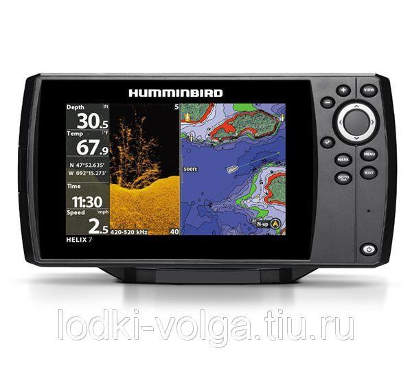 Эхолот Humminbird Helix 7x CHIRP DI GPS G2N