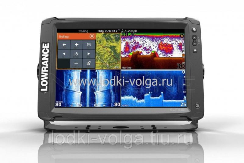 Эхолот LOWRANCE Elite-12Ti TotalScan Transducer (000-13718-001)
