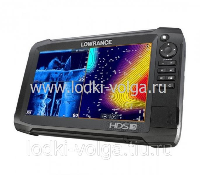 Эхолот LOWRANCE HDS-9 Carbon No Transducer (000-13684-001)