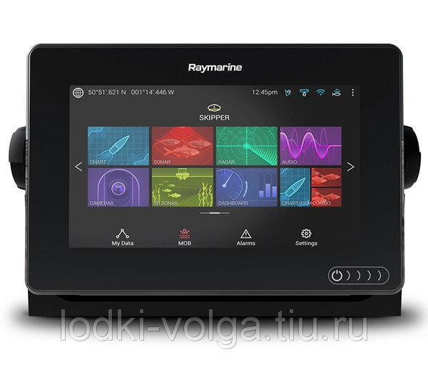 Эхолот/картплоттер Raymarine AXIOM 7 DV
