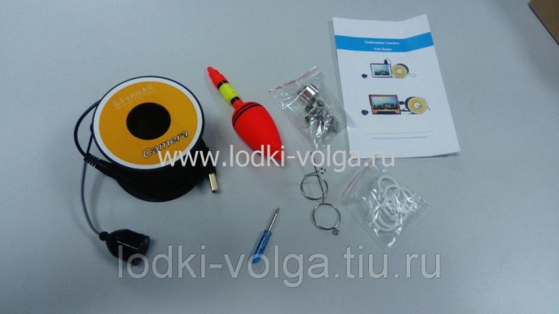 Водонепроницаемая светодиодная оптика WF02S-30 для камеры для FishFinder