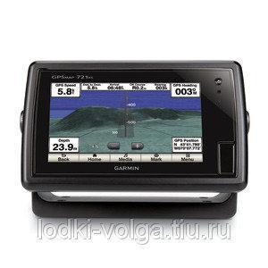 Картплоттер/эхолот GARMIN GPSMAP 721XS