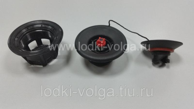 Клапан ПВХ Уфа лодочный Ника (КЛ-Б38)